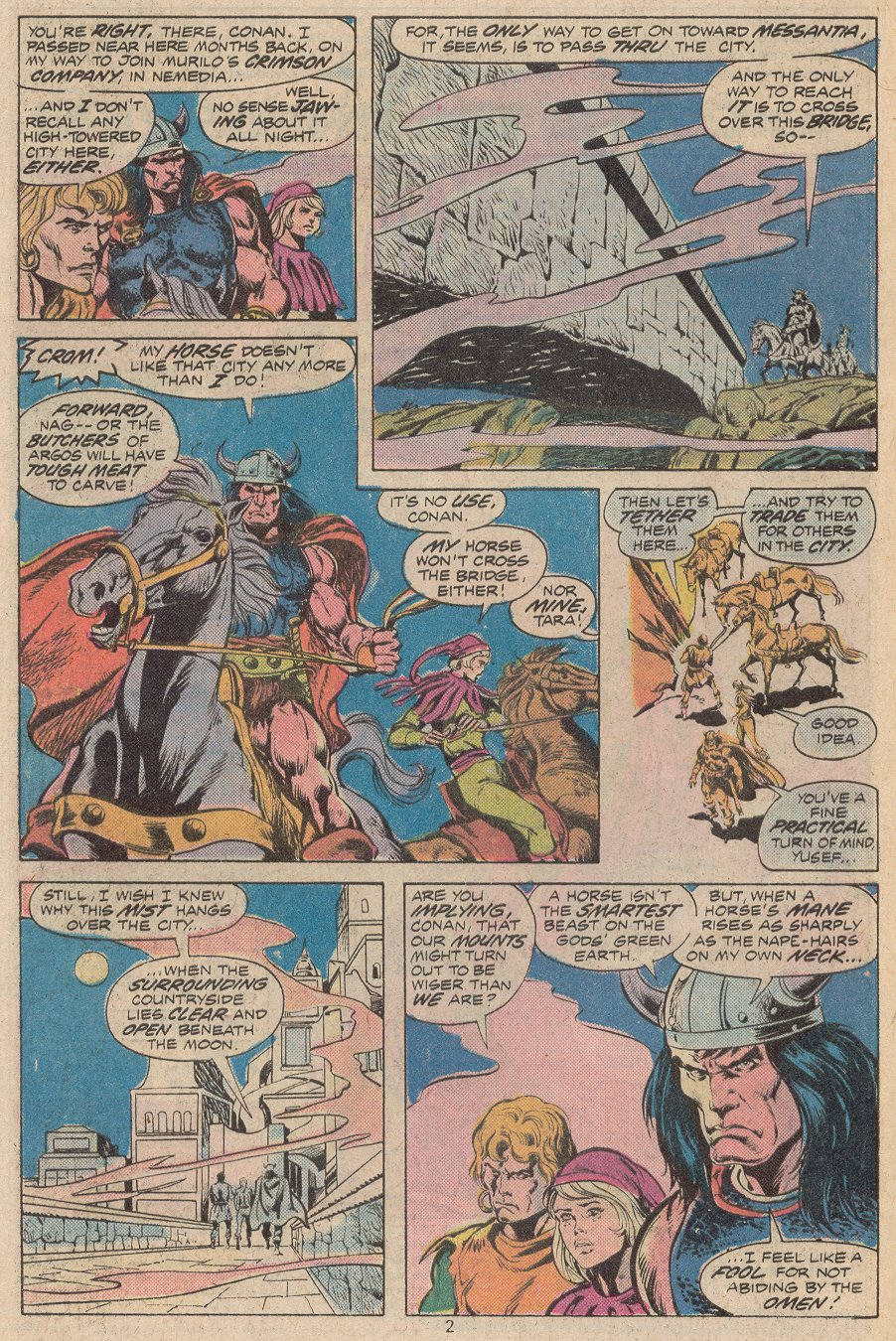 Conan the Barbarian (1970) Issue #56 #68 - English 3