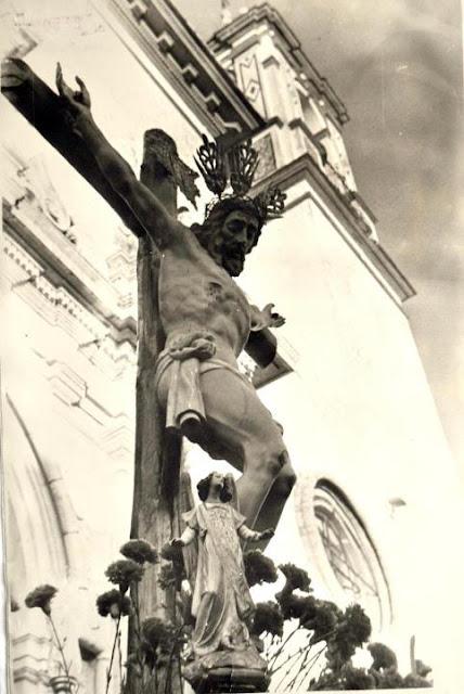 Stmo. Cristo de la Vera Cruz - Paradas (Sevilla)