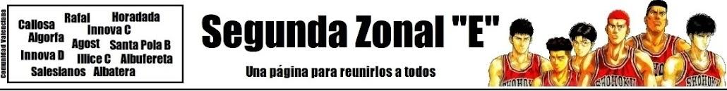"""Segunda Zonal """"E"""""""