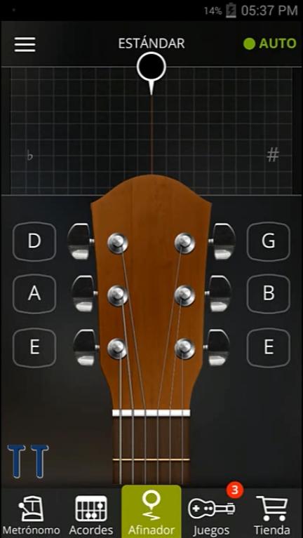 Descargar Afinador Guitarra Acustica Download