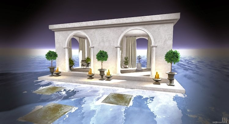 Second Life, Roleplay, Virtual Living Space