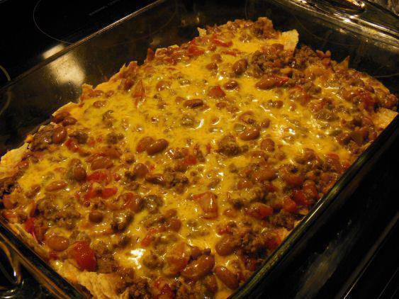 Now You Can Pin It!: Easy Mexican Casserole