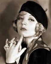 """Alice White, una """" flapper """" muy mona"""