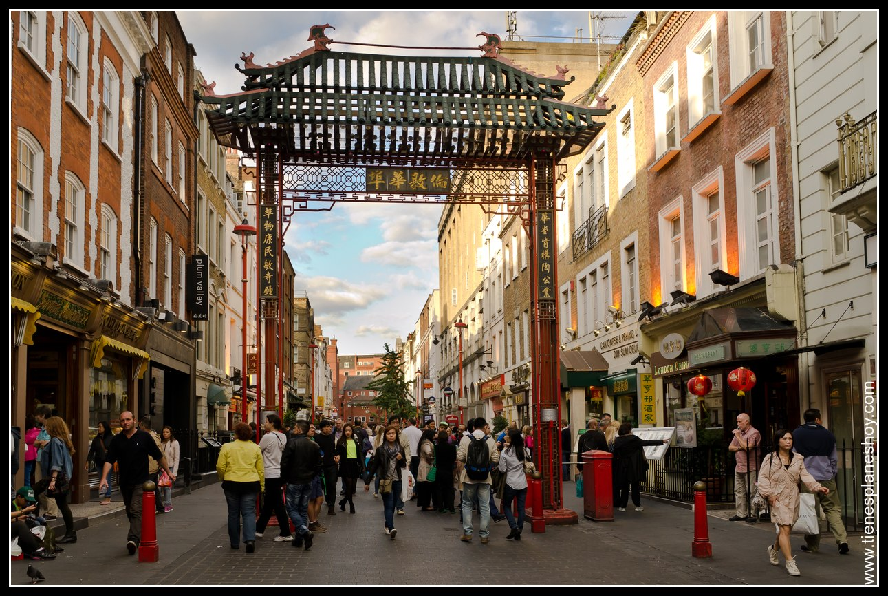 Chinatown Londres (London)