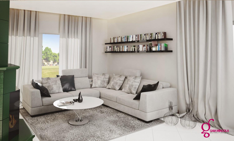 tende arredo soggiorno ~ la scelta giusta per il design domestico - Tende Per Un Salone Moderno 2