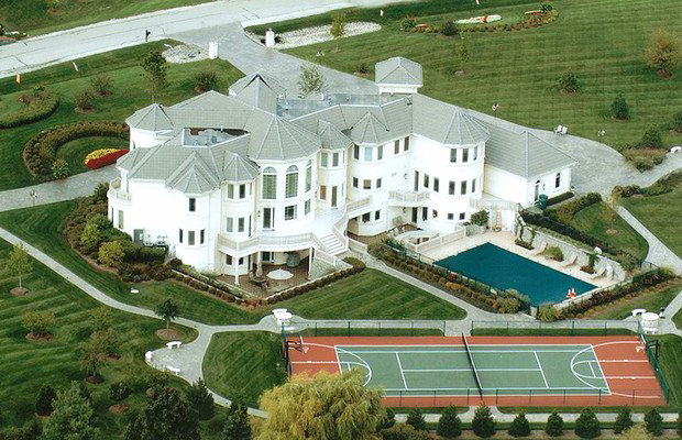 Americas ugliest mansions