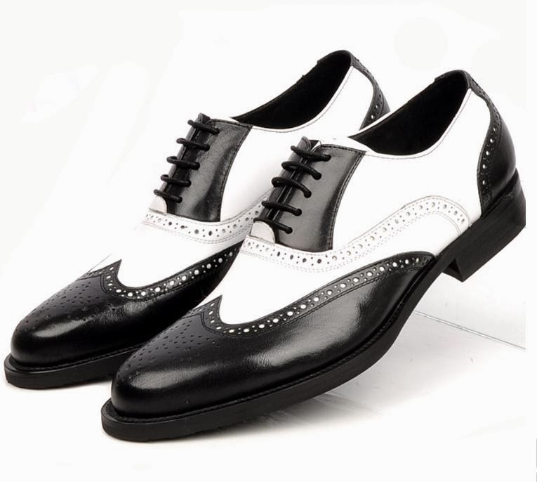 Elegant Bridal Style: Male Wedding Shoes