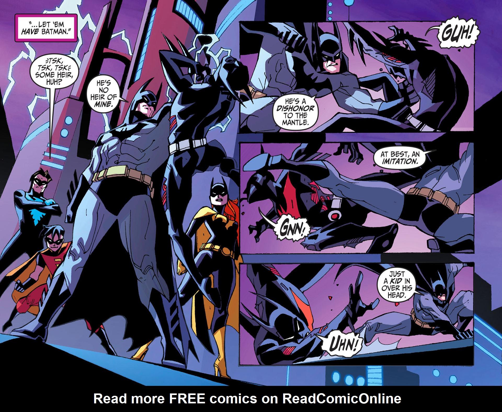 Batman Beyond 2.0 Issue #5 #5 - English 5