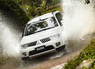Pajero Sport Dakar 4x4