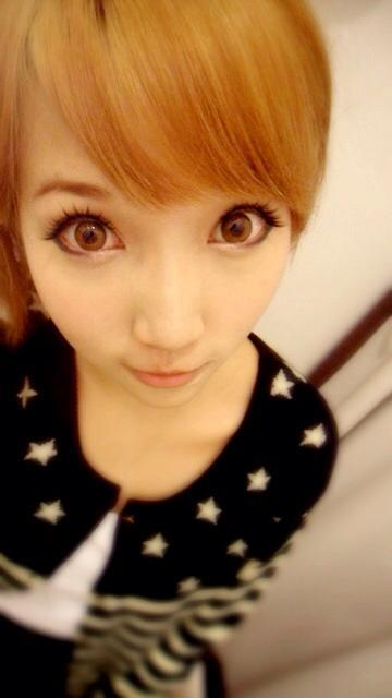 Big Eyes Lenses - Barbie Puffy 3 Tones Brown