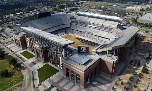 Estádio Kyle Field – College Station - Estados Unidos
