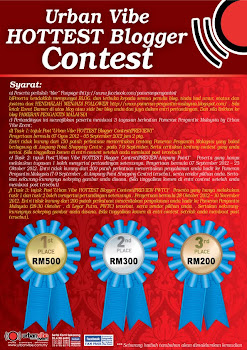 Urban vibe hottest blogger contest