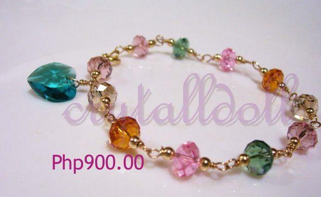 Swarovski Bracelet Design8