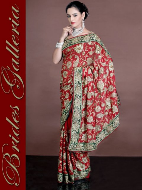 Indian Bridal hot Sarees 2013