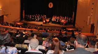 Criminal Justice Honors Convocation