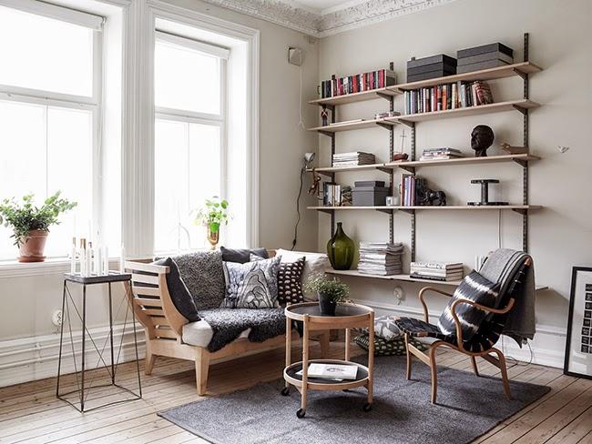 Arredare piccoli spazi piccolo ma con stile home for Arredare nicchia soggiorno
