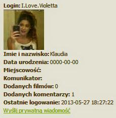 Moje konto na baje.pl