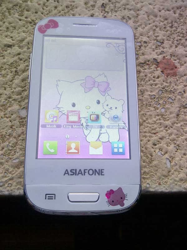 Posted in: Handphone & Aksesoris // Tagged: Asia Fone AF977 Hello ...