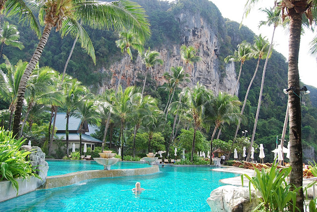 Centara grand beach resort and villas Krabi