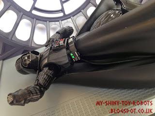 Disarming Vader