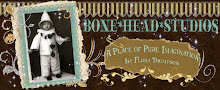 Check out my friend Flora's work at Bone Head Studios