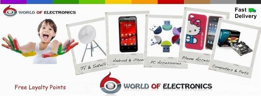 WorldofElectronics.ie