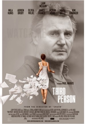 Trailer Third Person 2014 Bioskop