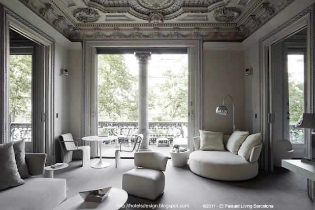 Les plus beaux hotels design du monde el palauet living - Les plus beaux interieurs ...