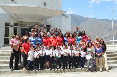 Preescolar de Trolebús Mérida celebró su tercera promoción de egresados
