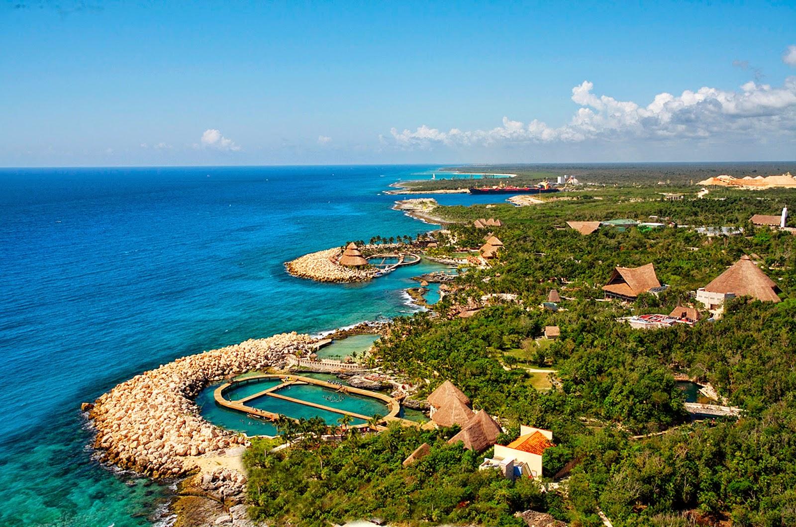 Riviera maya hoteles for Jardin xel ha