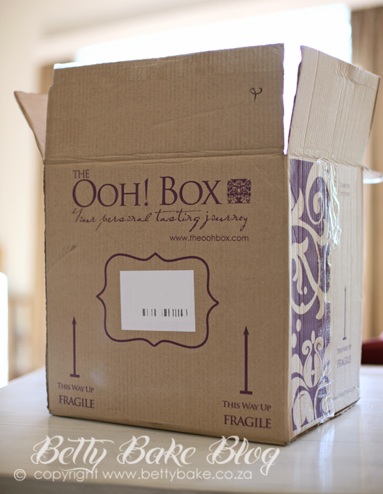 the ooh box, box, packaging