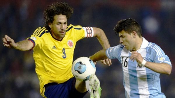 World Cup Qualifying - Argentina vs Colombia