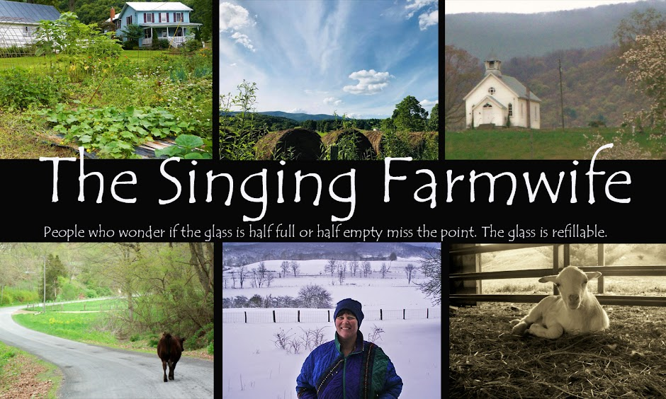 The Singing Farmwife