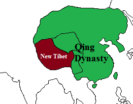Tibet in the Qing Dynasty