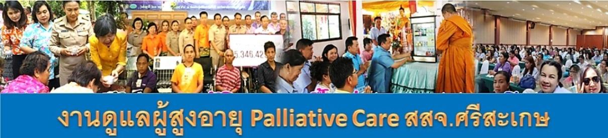 Aging-Palliative Care SSK