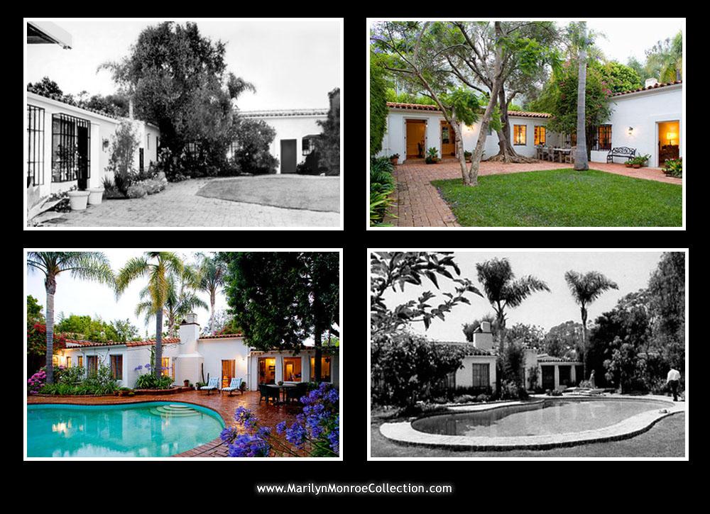Marilyn Monroe House Address cursum perficio | the series: part i, the house & grounds