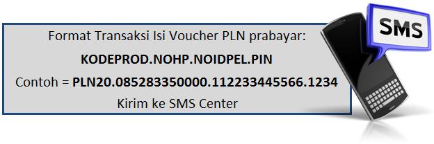Transaksi Token PLN - 99 Pulsa