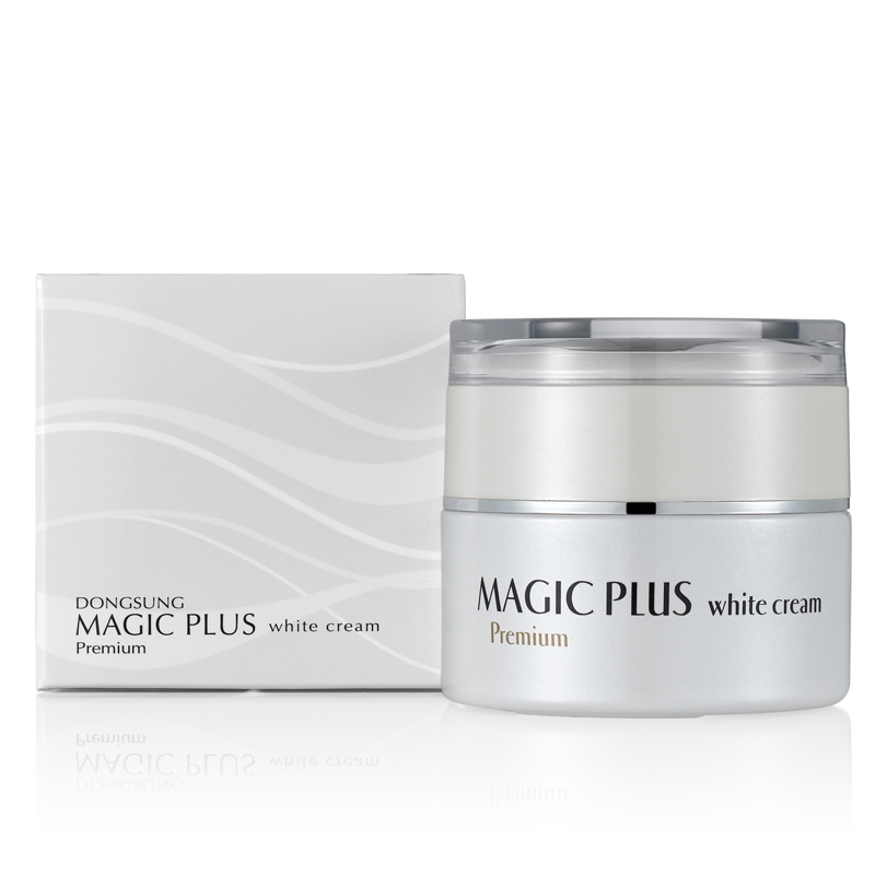 IDOLAMARKET MAGIC PLUS WHITE CREAM