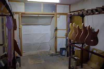 ESP 工場 塗装