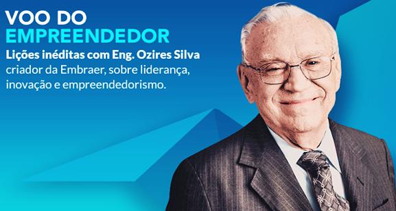 Engenheiro Ozires Silva       Criador da EMBRAER