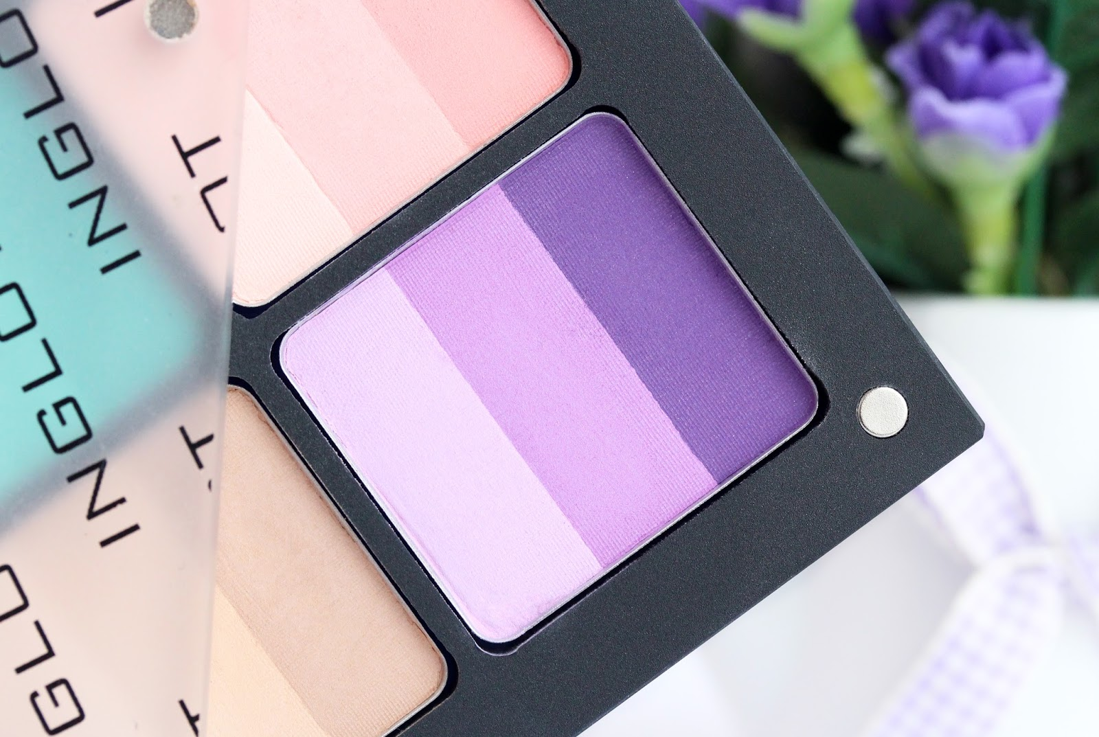 Inglot 114 Rainbow Eyeshadow