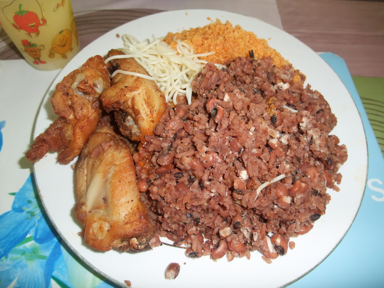 Holli 39 s ramblings fufu or bust a culinary visit to ghana for Authentic african cuisine from ghana