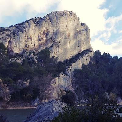 Lac de Peiroou Saint Rémy de Provence