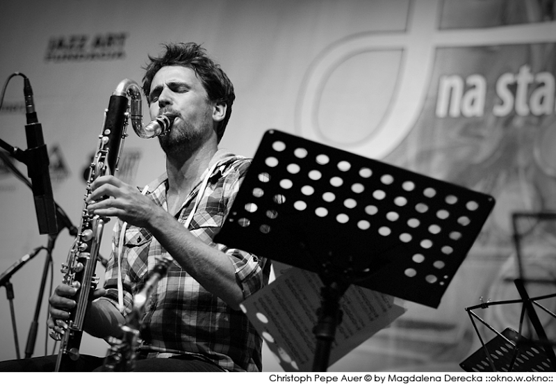 :: Christoph Pepe Auer :: 17th International Jazz at The Old Town Square Festival :: 2011
