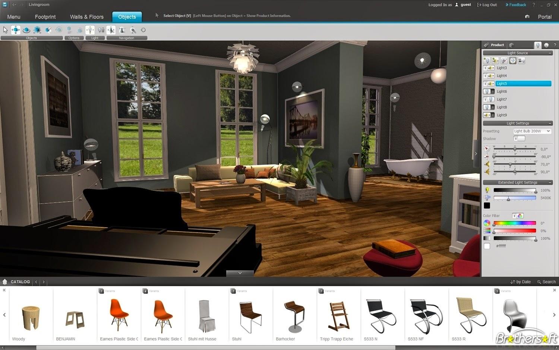 Bagaimana desain furniture sendiri menggunakan software for Furniture drawing software