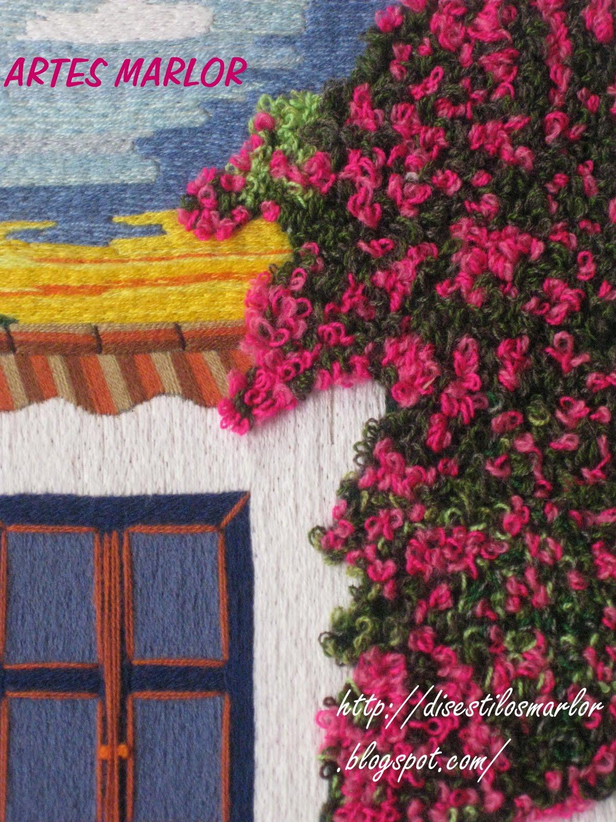 Flores  Monta  As  Cielo Y Follaje Hacen De Este Cuadro  Una Opci  N
