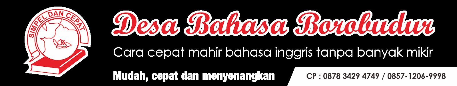 Desa Bahasa Borobudur
