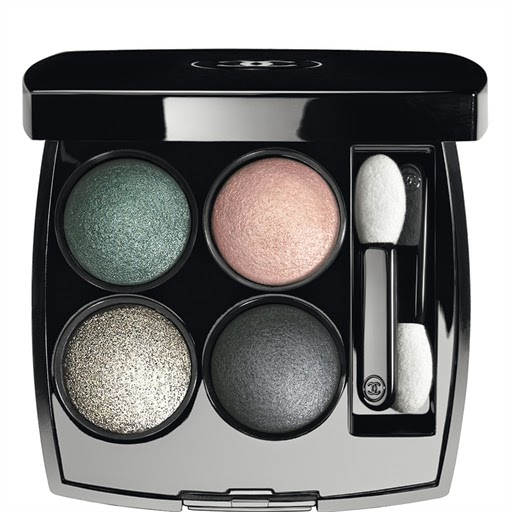 Chanel Les 4 Ombres Multi-Effecr Quadra Eyeshadow in Tissé Vénitien