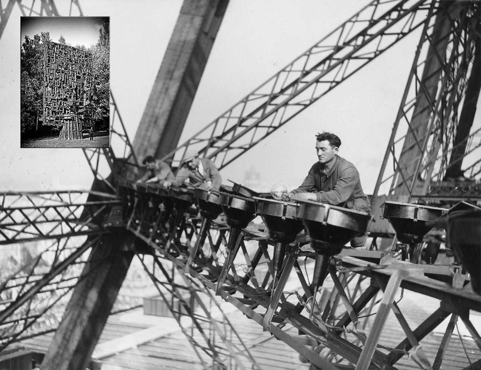 Paris Fvdv Tour Eiffel