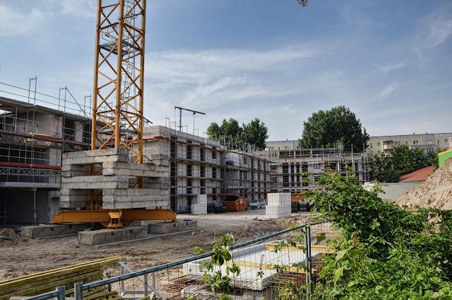 Baustelle Einbeckerstraße, Lichtenberg, 10315 Berlin, 19.06.2013